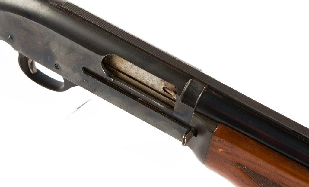 JC HIGGINS MODEL 60 12 GAUGE SHOTGUN - 4