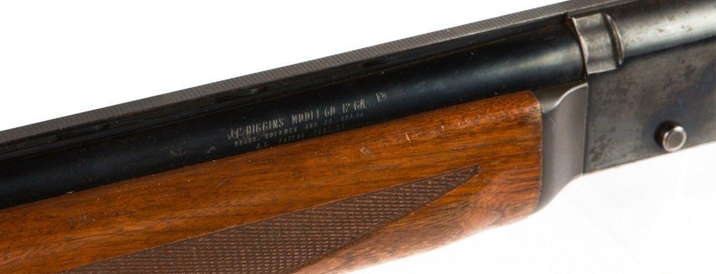 JC HIGGINS MODEL 60 12 GAUGE SHOTGUN - 6