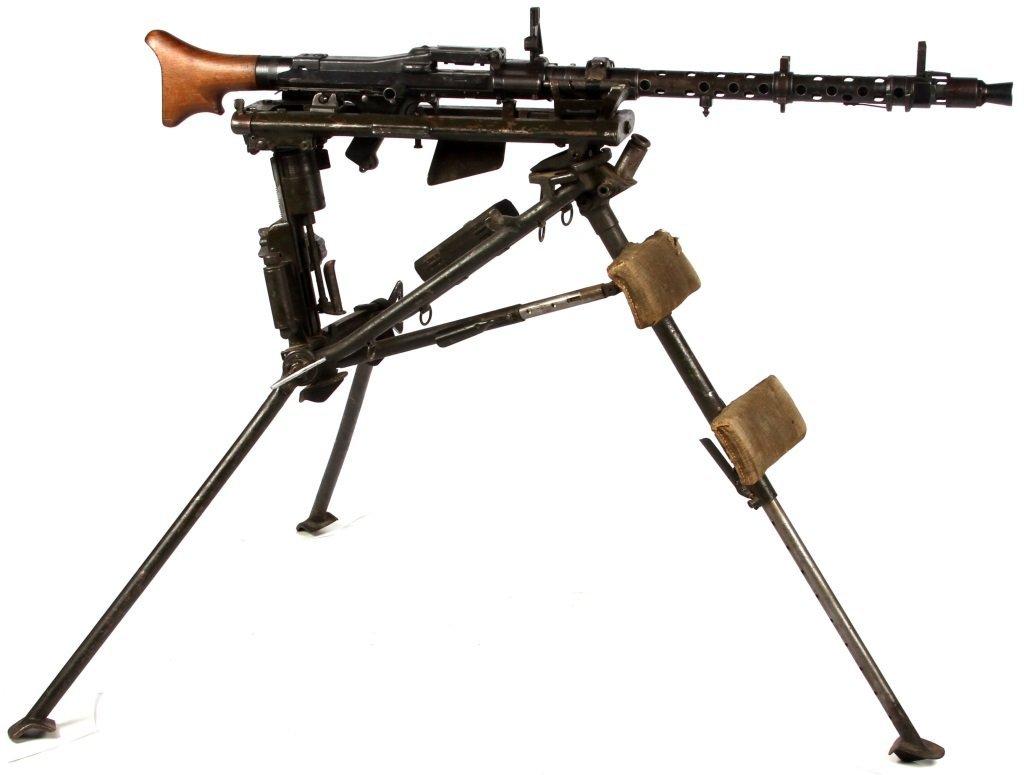 GERMAN MG MACHINE GUN CLASS III CR - Invoice templates word largest online gun store