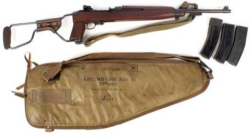 inland m1 carbine paratrooper serial numbers