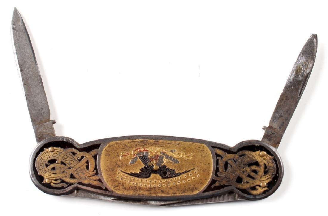 POCKET KNIFE OF BRIGADIER GENERAL JULIUS WHITE - 3