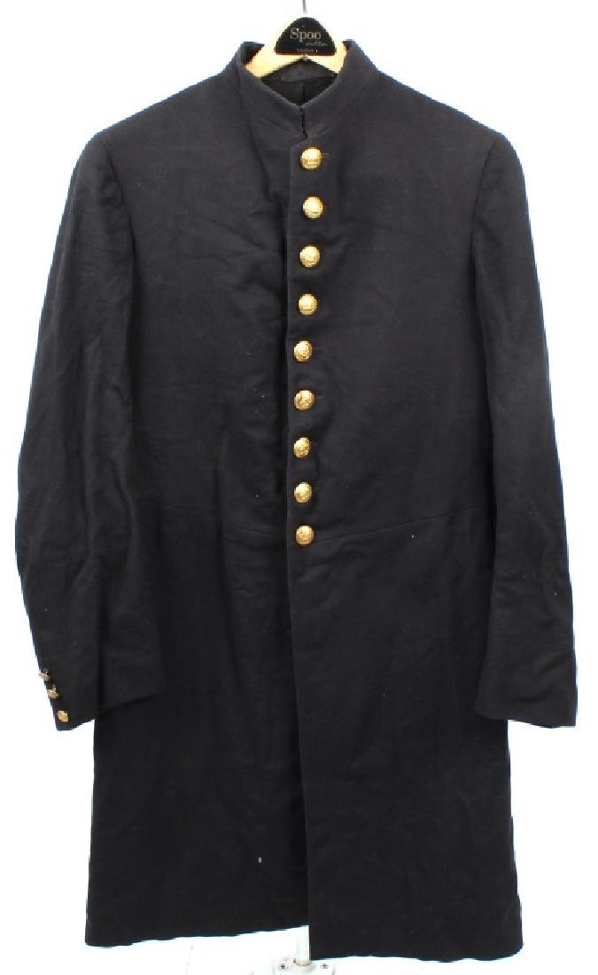 CIVIL WAR MINNESOTA MILITIA FROCK COAT