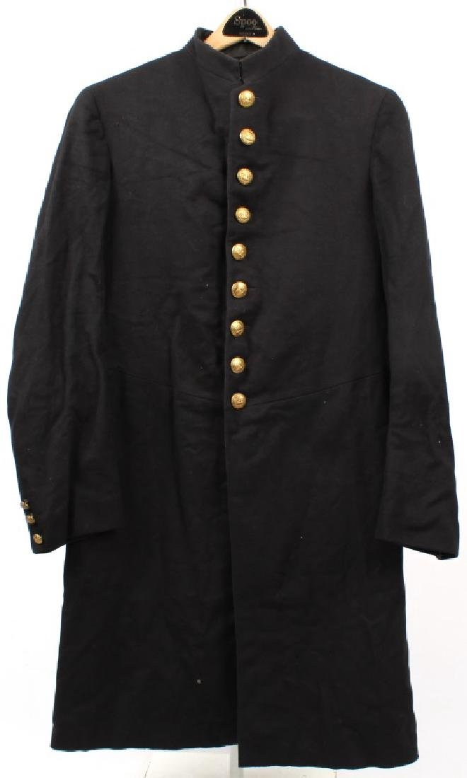 CIVIL WAR MINNESOTA MILITIA FROCK COAT - 2