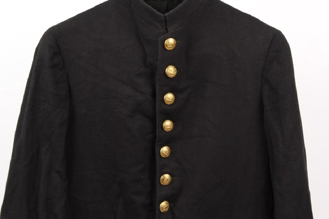 CIVIL WAR MINNESOTA MILITIA FROCK COAT - 3