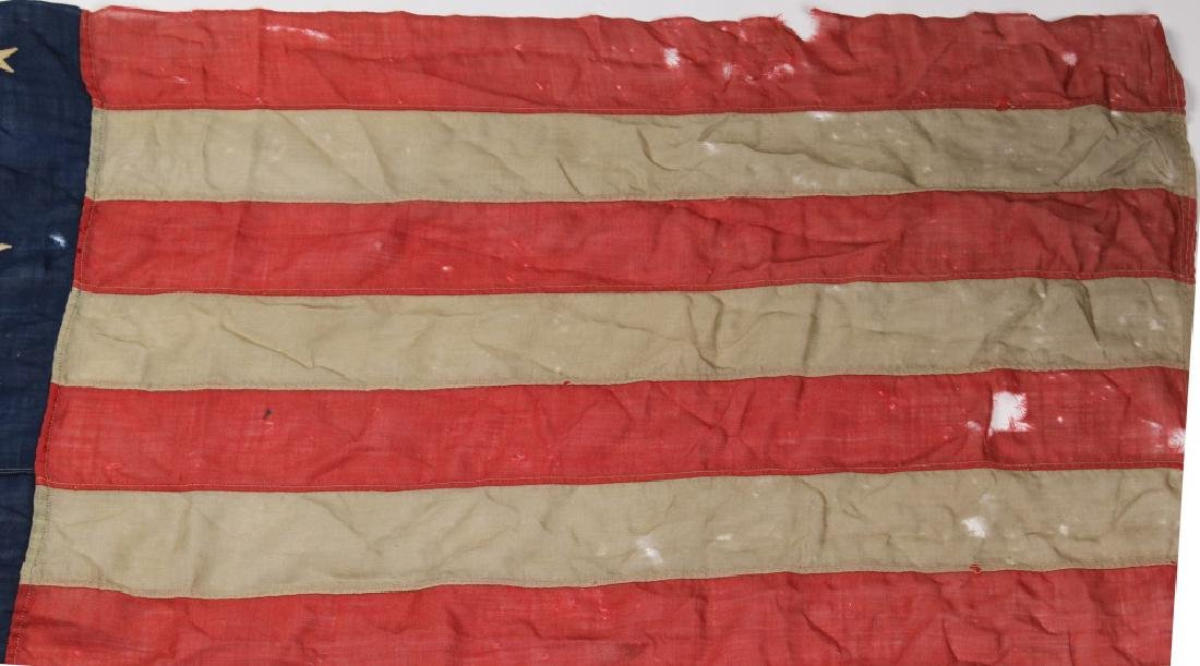 SPANISH AMERICAN WAR 45 STAR US FLAG - 3