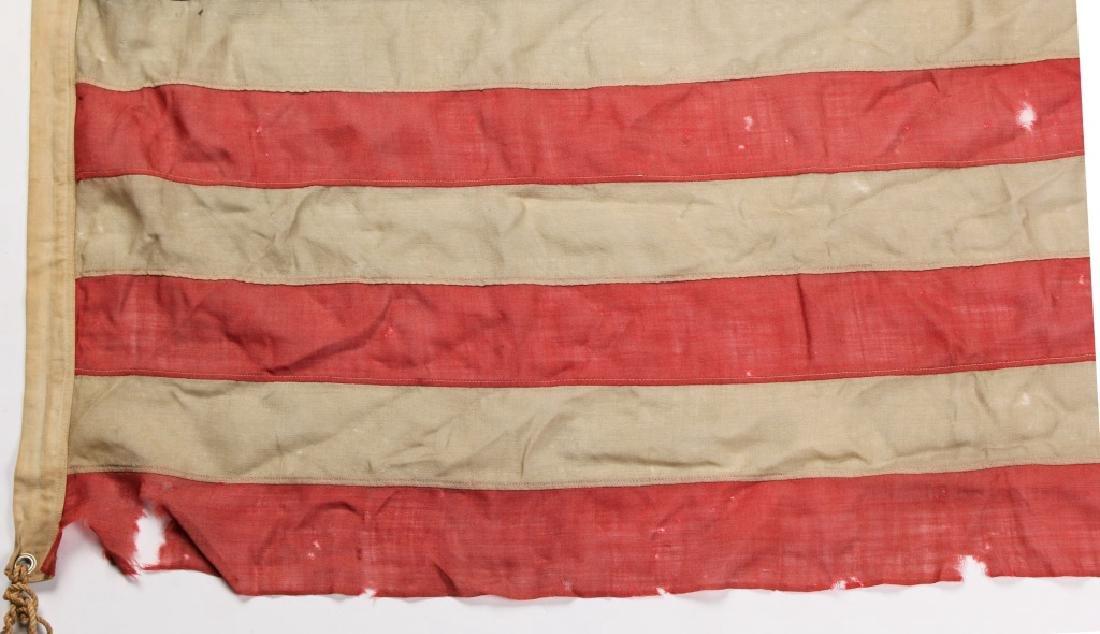 SPANISH AMERICAN WAR 45 STAR US FLAG - 5