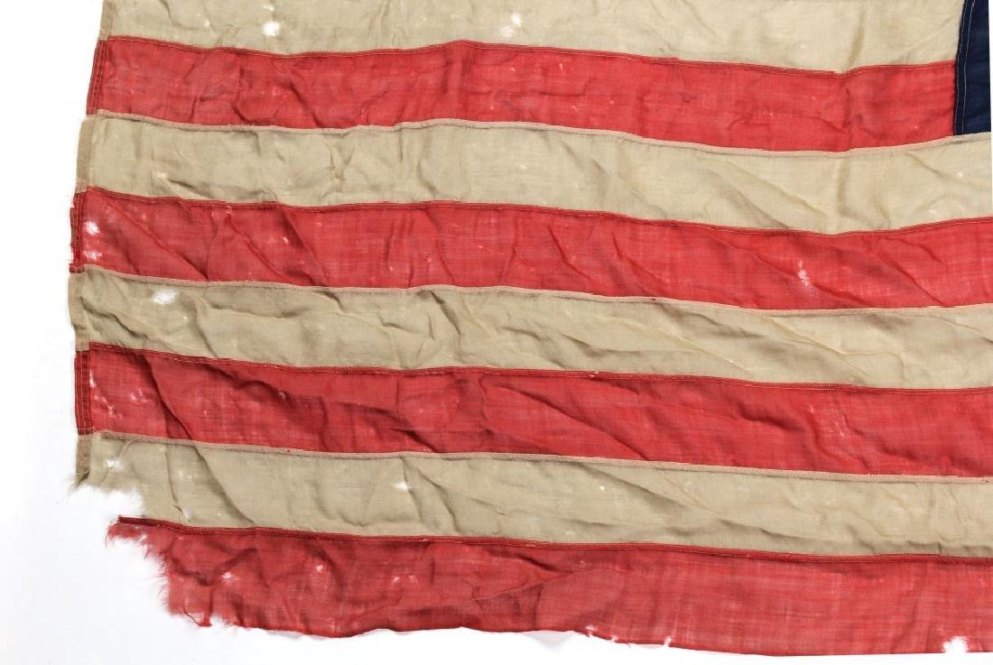 SPANISH AMERICAN WAR 45 STAR US FLAG - 8