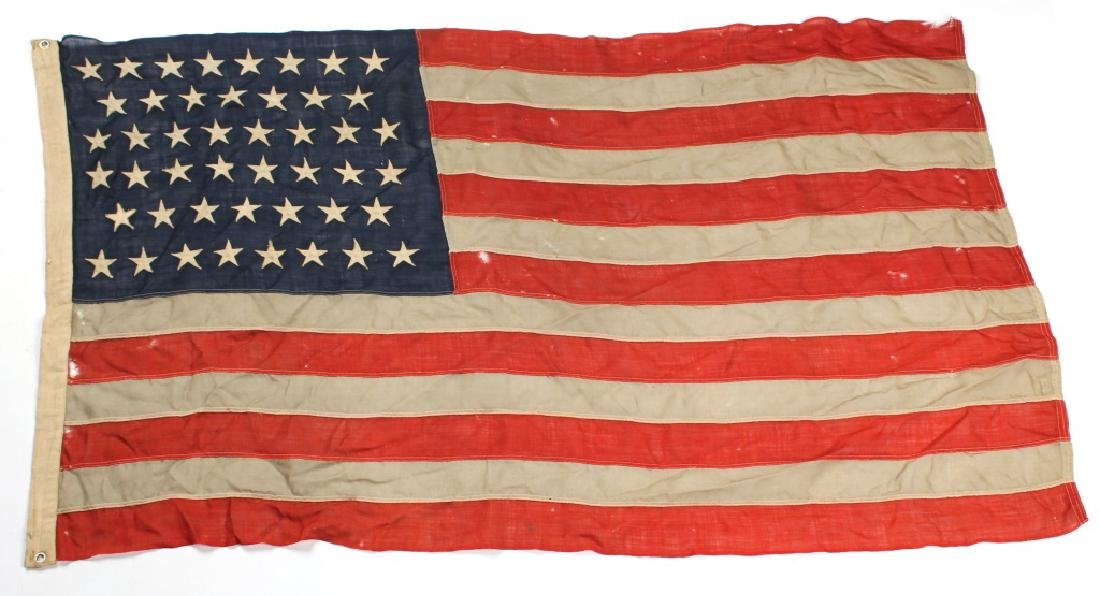 46 STAR US FLAG