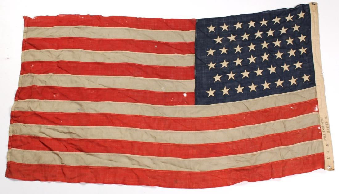 46 STAR US FLAG - 2