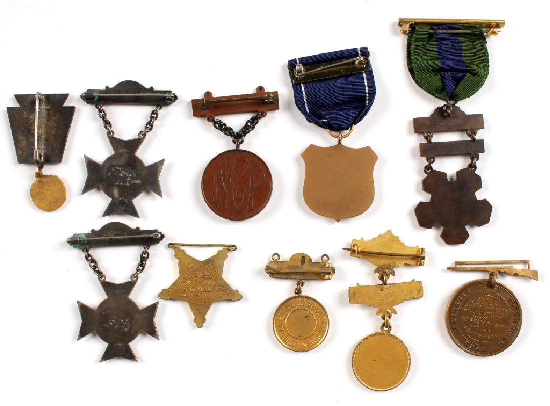 US MILITARY AND OTHER MARKSMEN MEDAL LOT OF 10 - 2