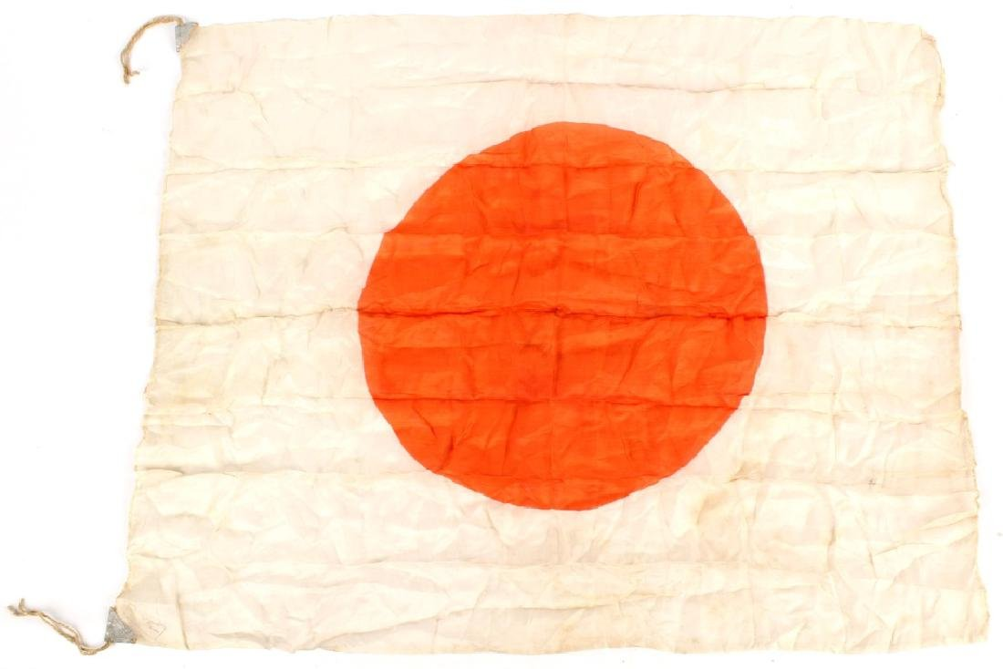 WWII JAPANESE ITEMS BROUGHT BACK BY LL DALEY - 2