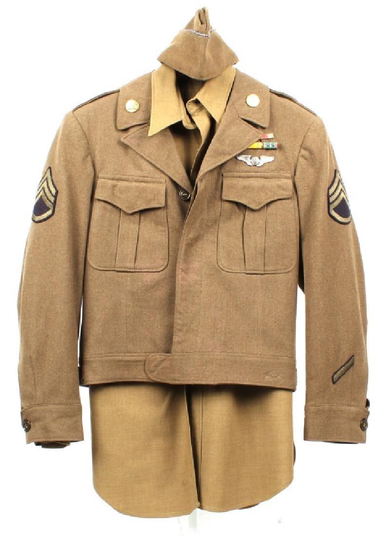 WWII USAAF UNIFORM GROUPING