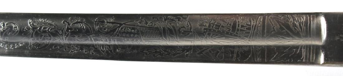 CIVIL WAR PRESENTATION SWORD OF GEORGE HENRY HOYT - 9