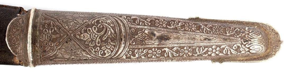 AFGHAN PULWAR SWORD - 4