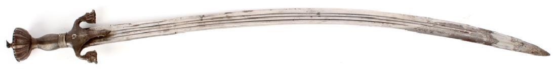 AFGHAN PULWAR SWORD - 5