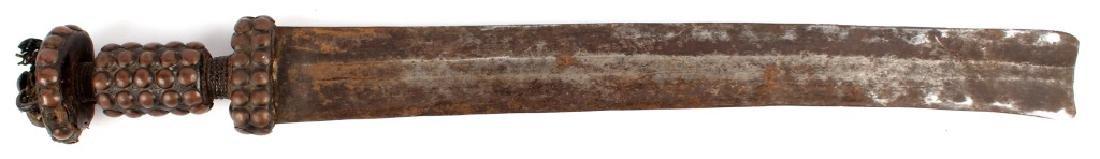 CONGOLESE KONDA KNIFE - 4