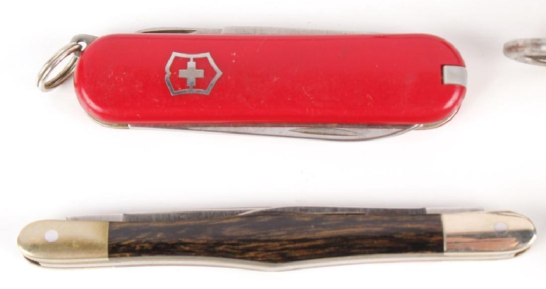 POCKET KNIFE LOT OF 7 - 2