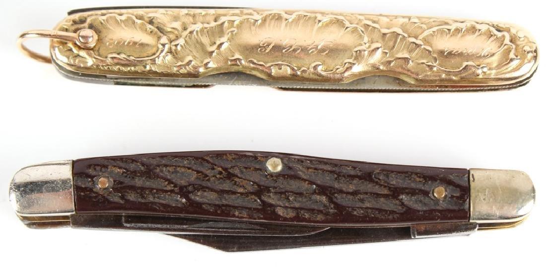 POCKET KNIFE LOT OF 7 - 4