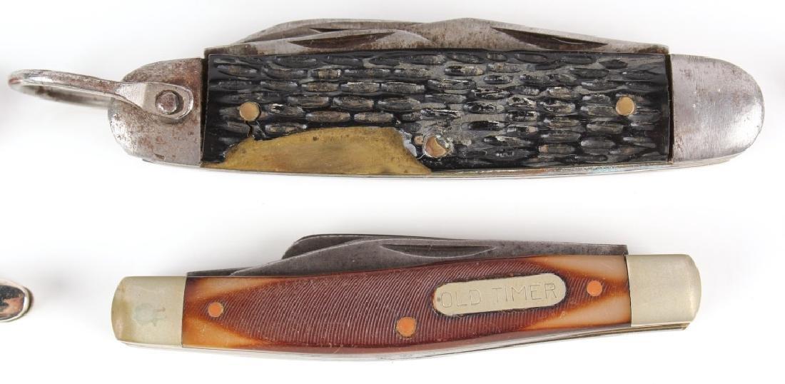 POCKET KNIFE LOT OF 7 - 7