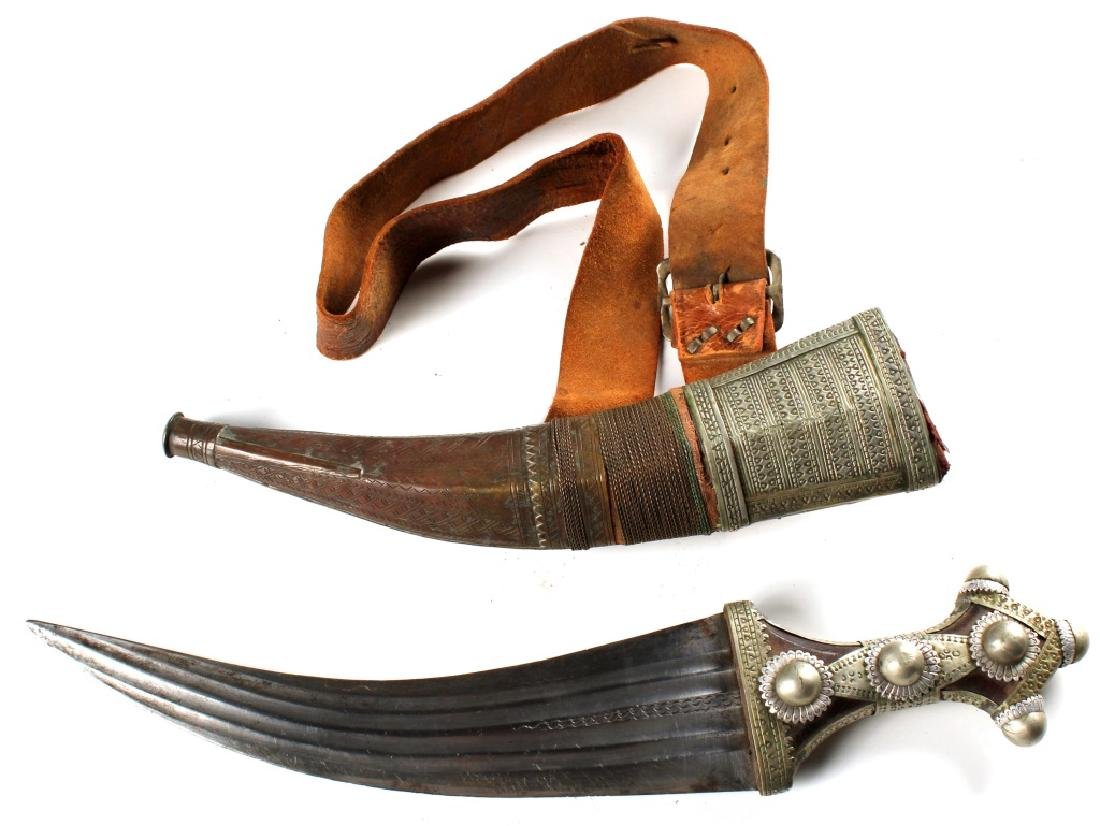 JAMBIYA KNIFE