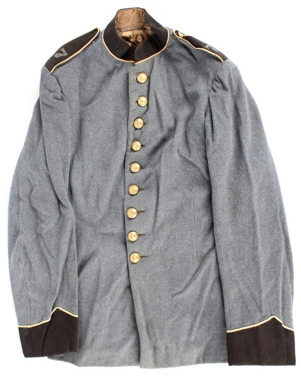 INDIAN WARS ERA NY NATIONAL GUARD 7th REGIMENT JACKET