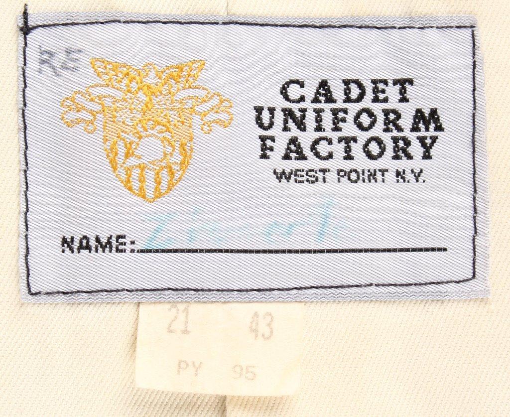 USMA WEST POINT CADET UNIFORM, SHAKO, AND SWORD - 6