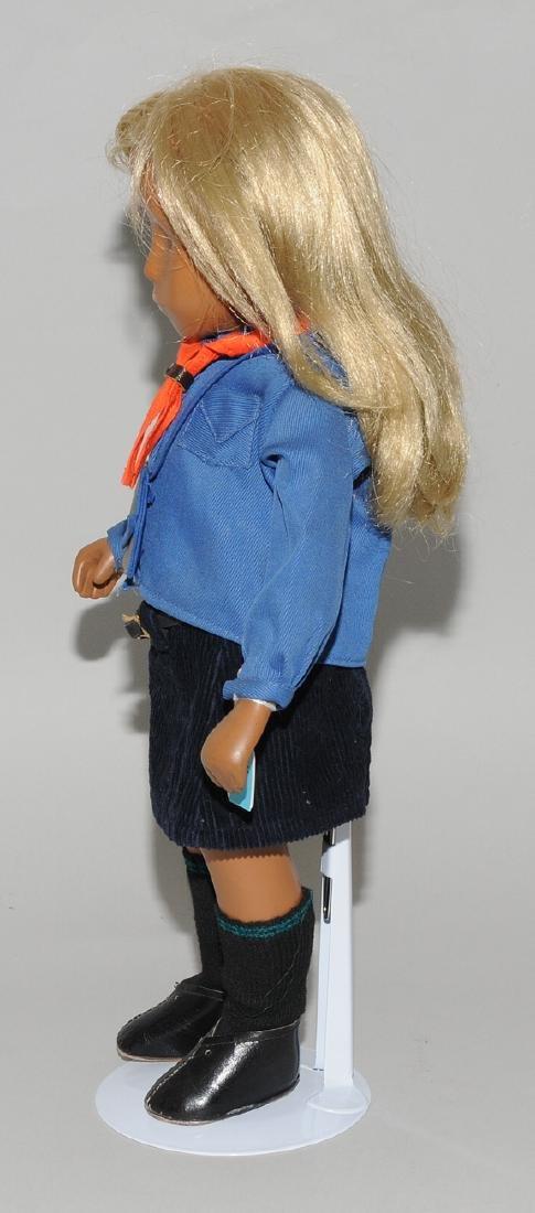 Sasha Morgenthal-Puppe (Serie) Um 1965. Gemarkt. - 2