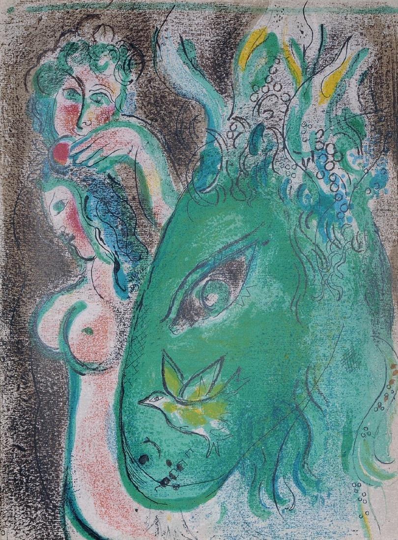Chagall, Marc (Witebsk 1887–1985 Saint-Paul de Vence) - 2