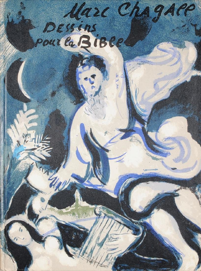 Chagall, Marc (Witebsk 1887–1985 Saint-Paul de Vence) - 3