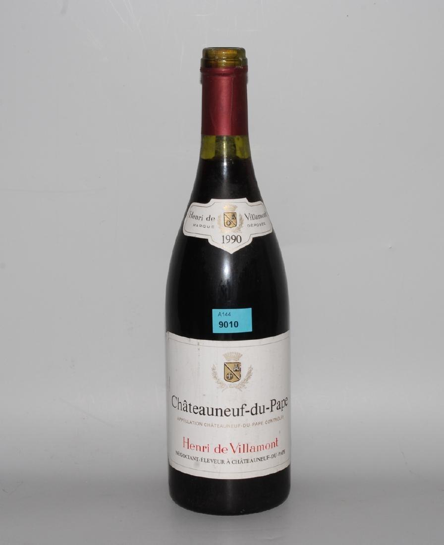 Sammelnr. Burgunder Chateauneuf du Pape, 90 Henry de