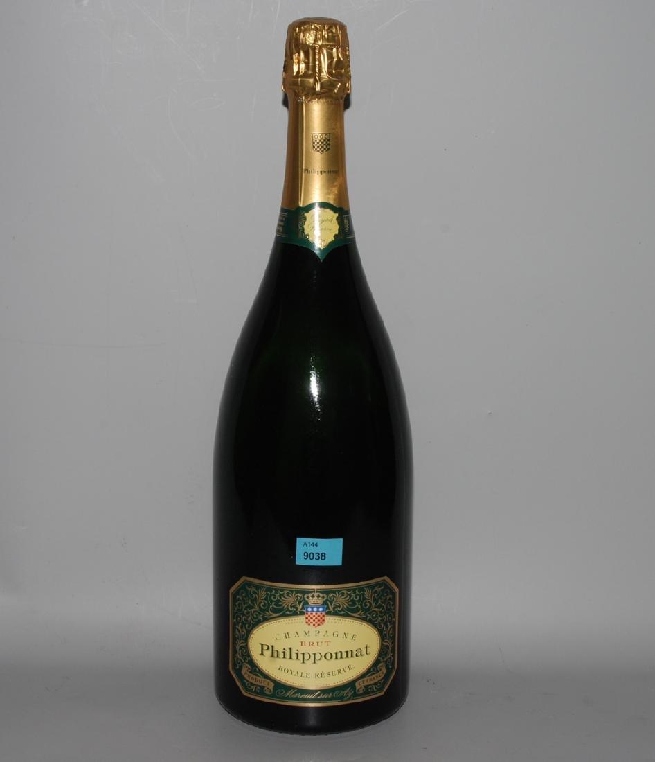 Champagner Philipponat brut. Royal Reserve. Magnum. 1