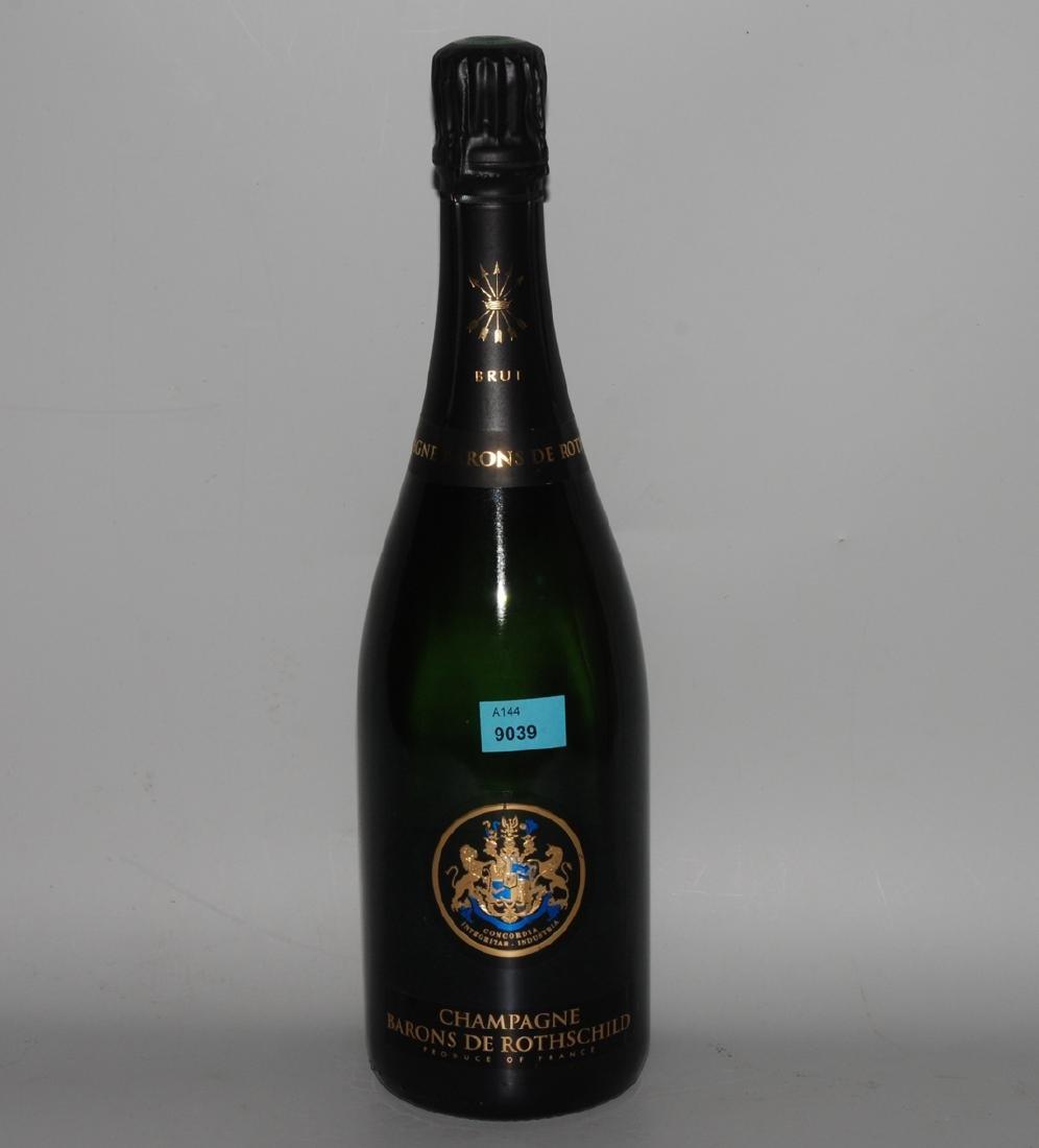 Lot Champagner Champagner Barons de Rothschild, brut, 1
