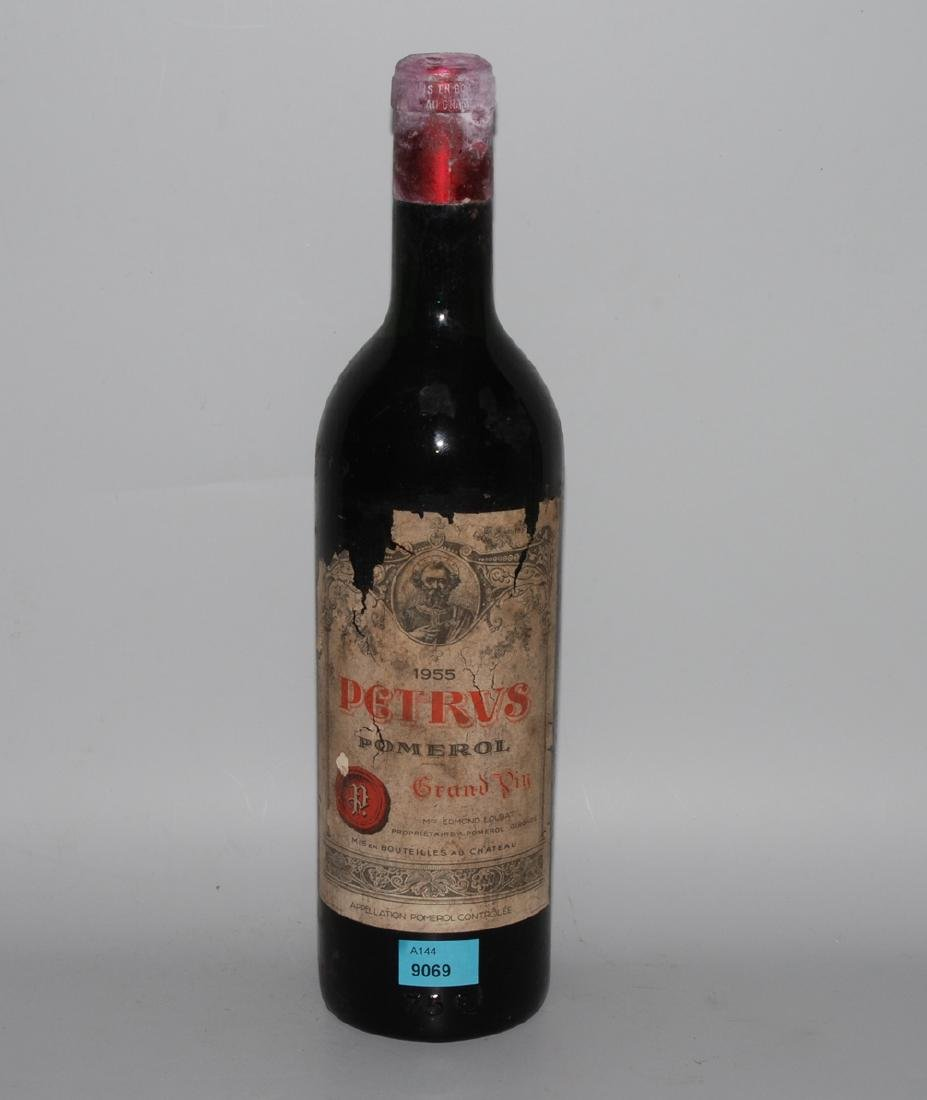 Petrus 1955. Grand Cru Exceptionell. Pomerol. 1