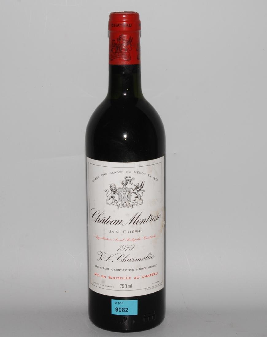 Sammelnr. Bordeaux Chat. Montrose, 79 St.Estephe, 2eme