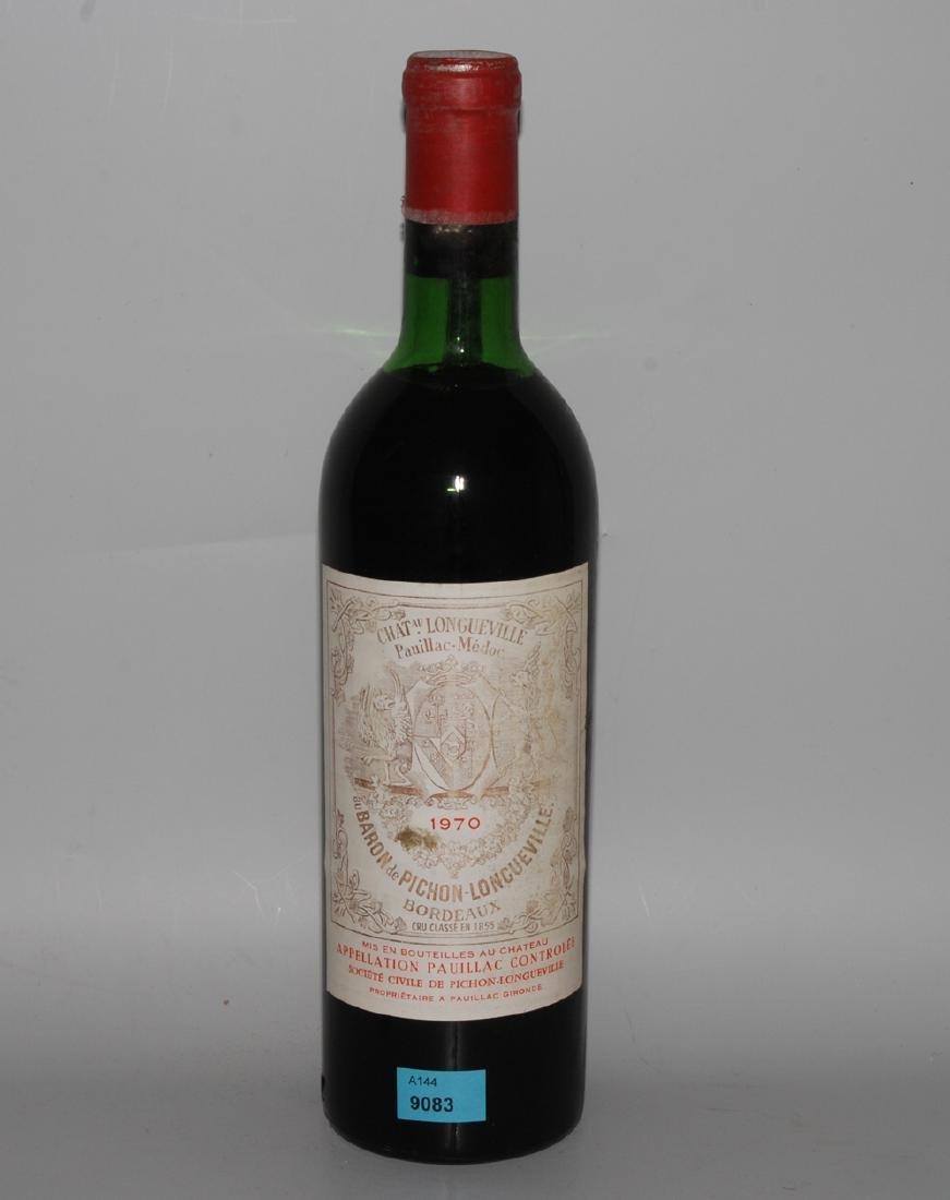 Sammelnr. Bordeaux Chat. Baron Pichon Longueville, 70