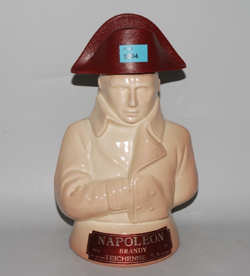 Lot diverse Spirituosen Napoleon Brandy Teichenne,