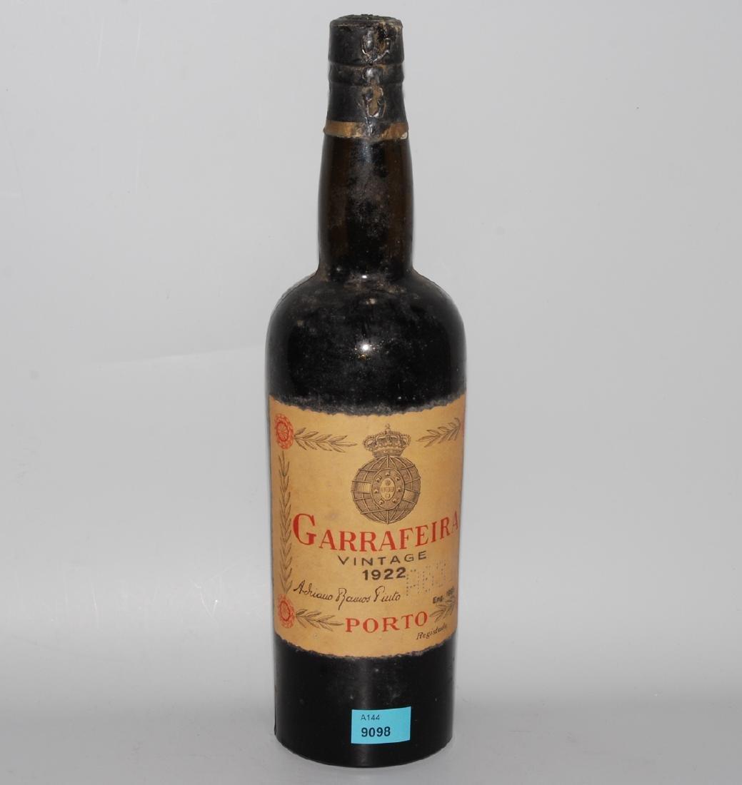 Porto Ramos Pinto. Garrafeira. Vintage 1922. 20%. 1