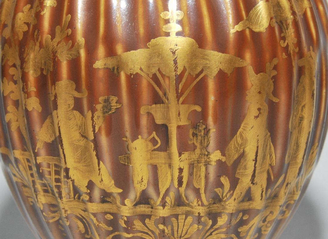 Deckeldose, Porzellan Meissen Um 1730 (Porzellan). - 10