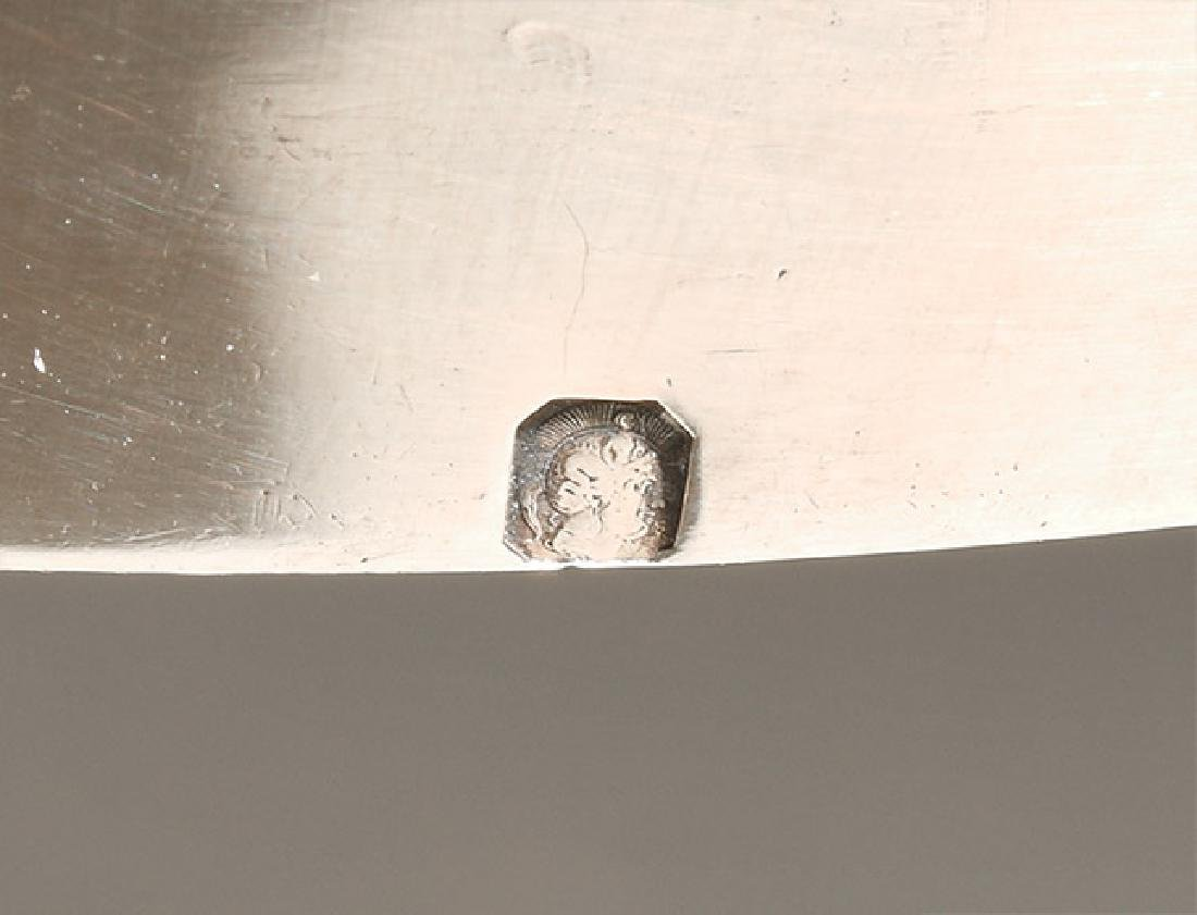 Kleiner Tafelaufsatz Frankreich, 19.Jh. Silber. - 8