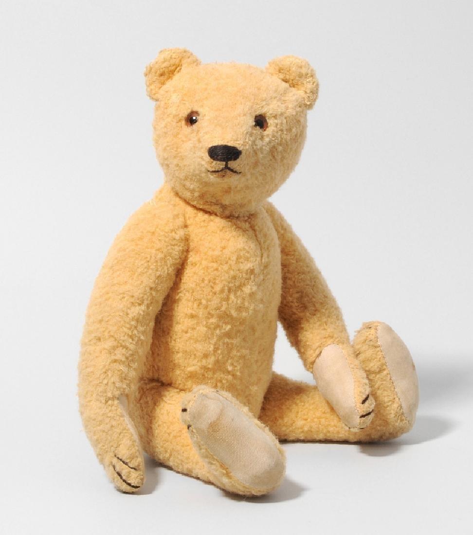 (Steiff-)Teddybär Deutschland, um 1920. Gegliederter