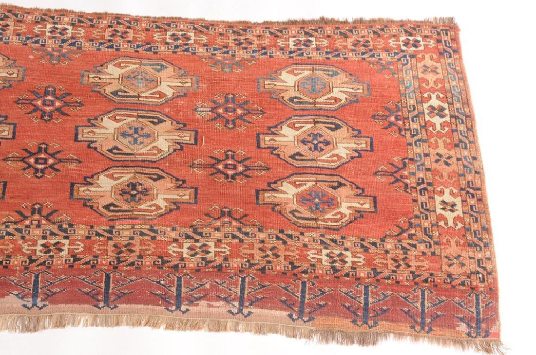 Tekke-Juwal S-Turkmenistan, um 1900. Sehr feine - 3