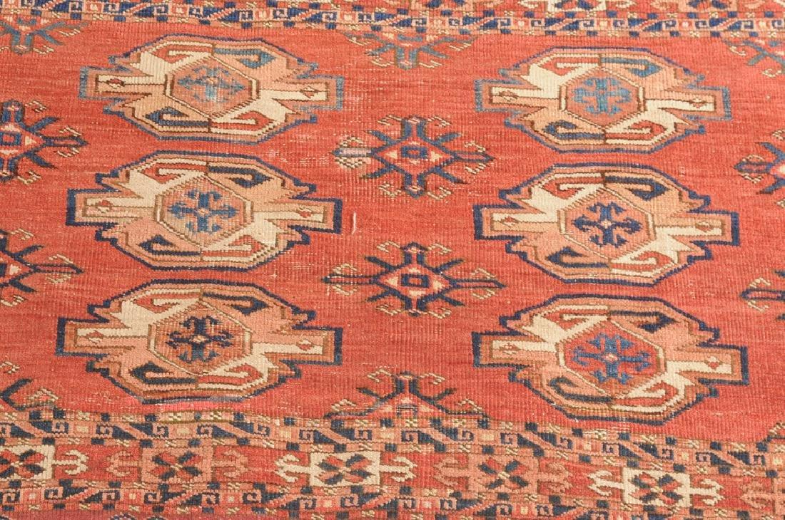 Tekke-Juwal S-Turkmenistan, um 1900. Sehr feine - 4