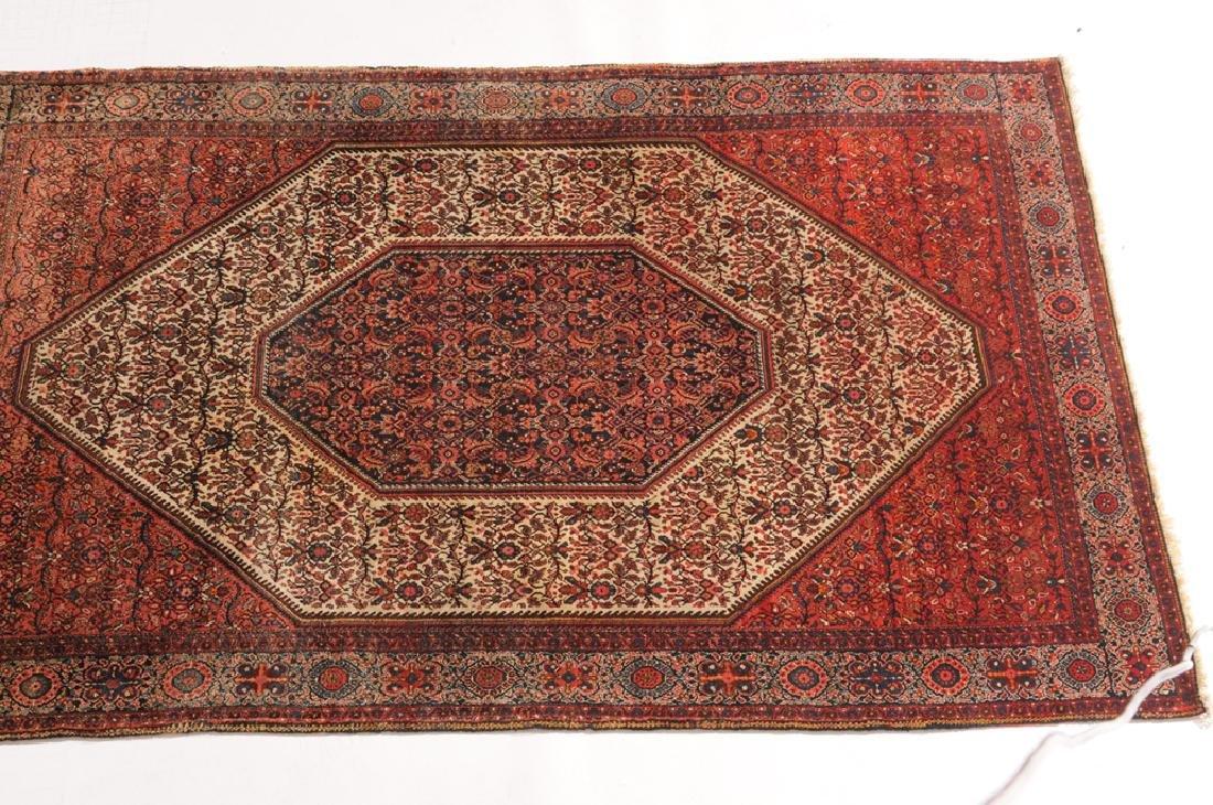 Saruk-Farahan Z-Iran, um 1900. Im weissen oktogonalen - 2