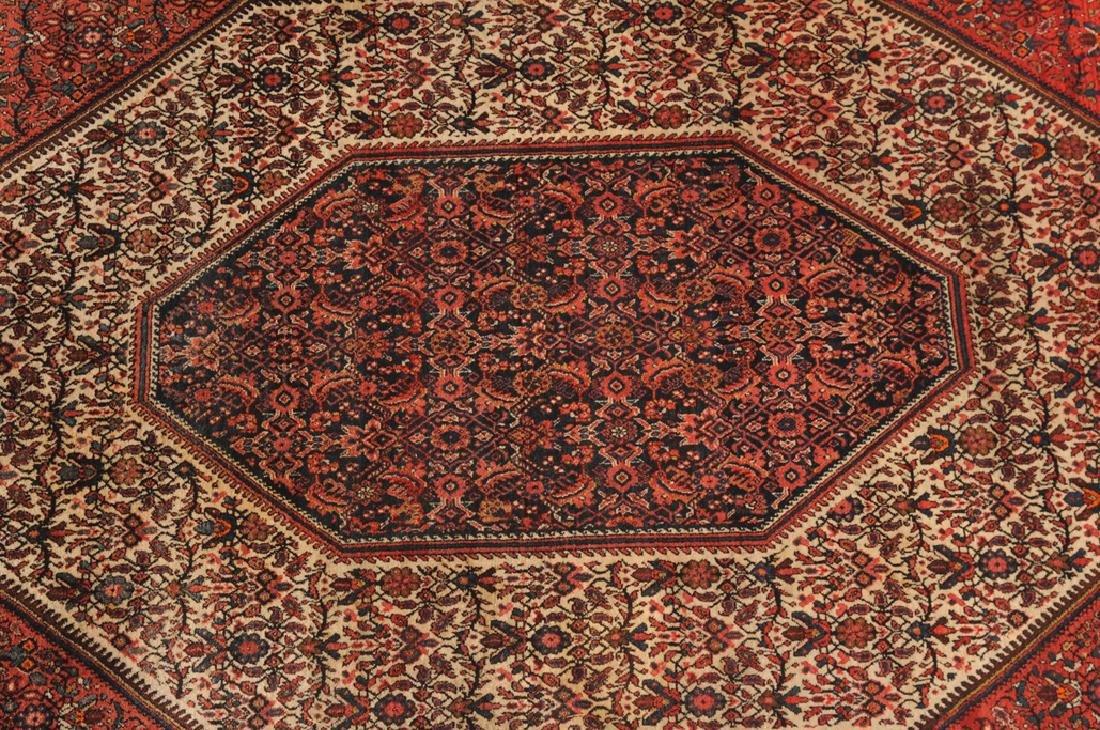 Saruk-Farahan Z-Iran, um 1900. Im weissen oktogonalen - 3