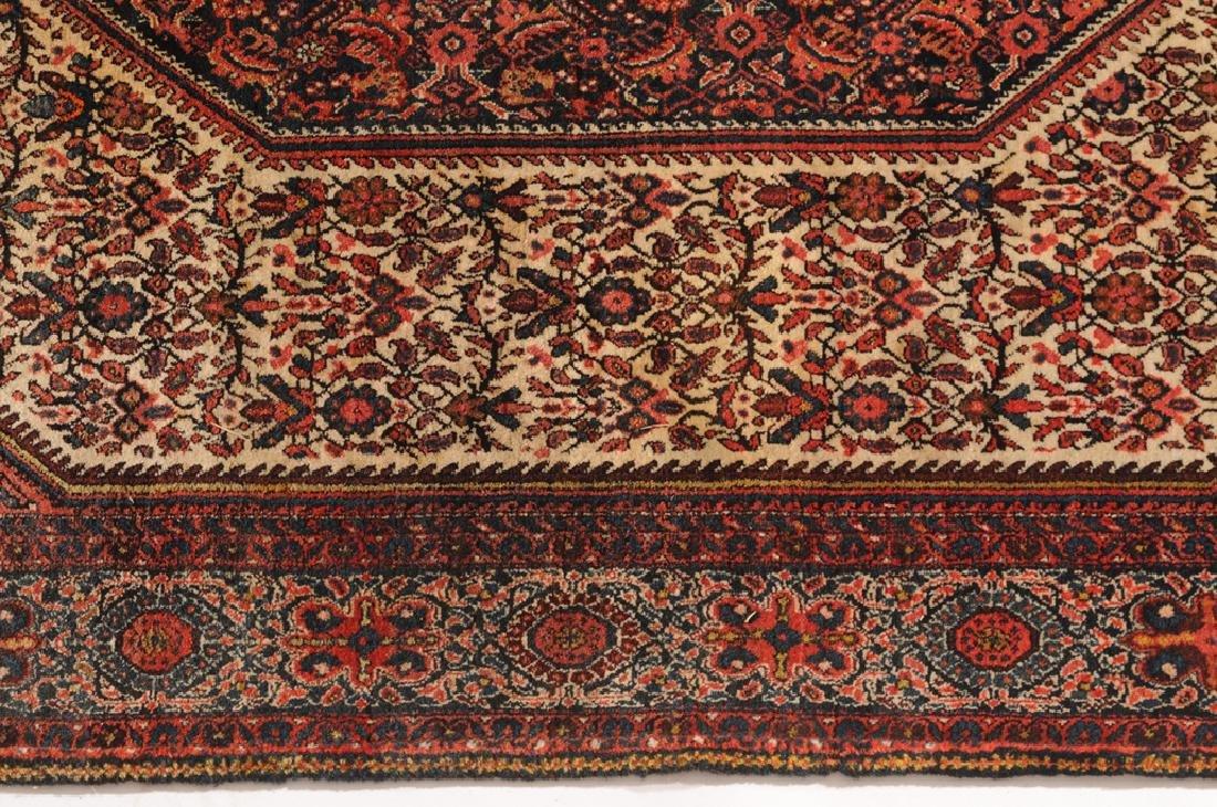 Saruk-Farahan Z-Iran, um 1900. Im weissen oktogonalen - 4
