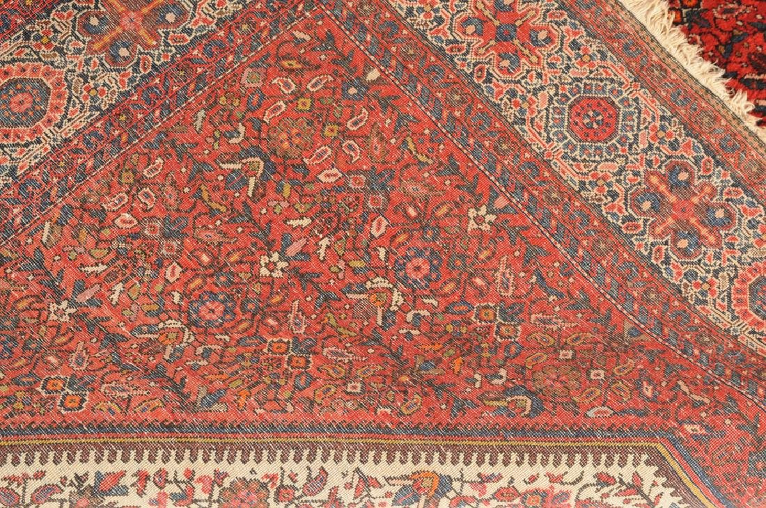 Saruk-Farahan Z-Iran, um 1900. Im weissen oktogonalen - 6