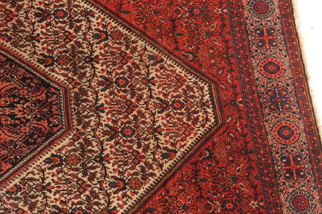 Saruk-Farahan Z-Iran, um 1900. Im weissen oktogonalen - 7