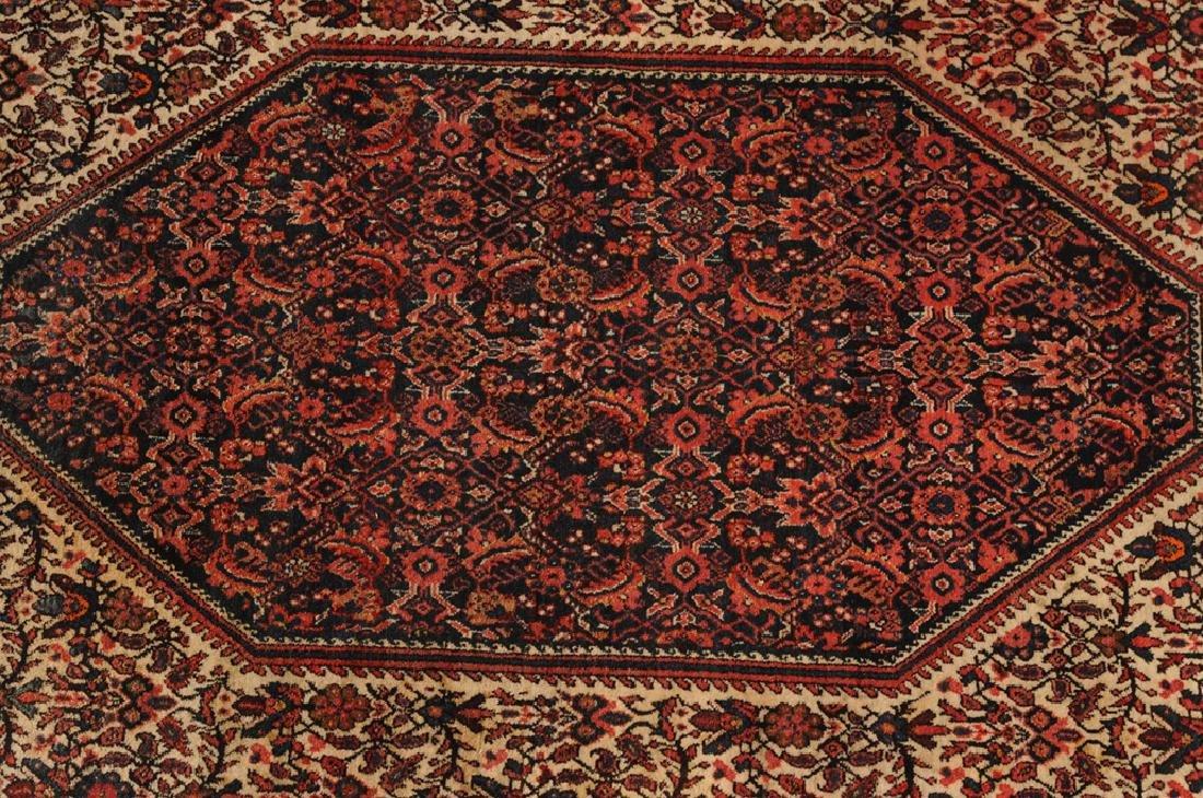 Saruk-Farahan Z-Iran, um 1900. Im weissen oktogonalen - 8