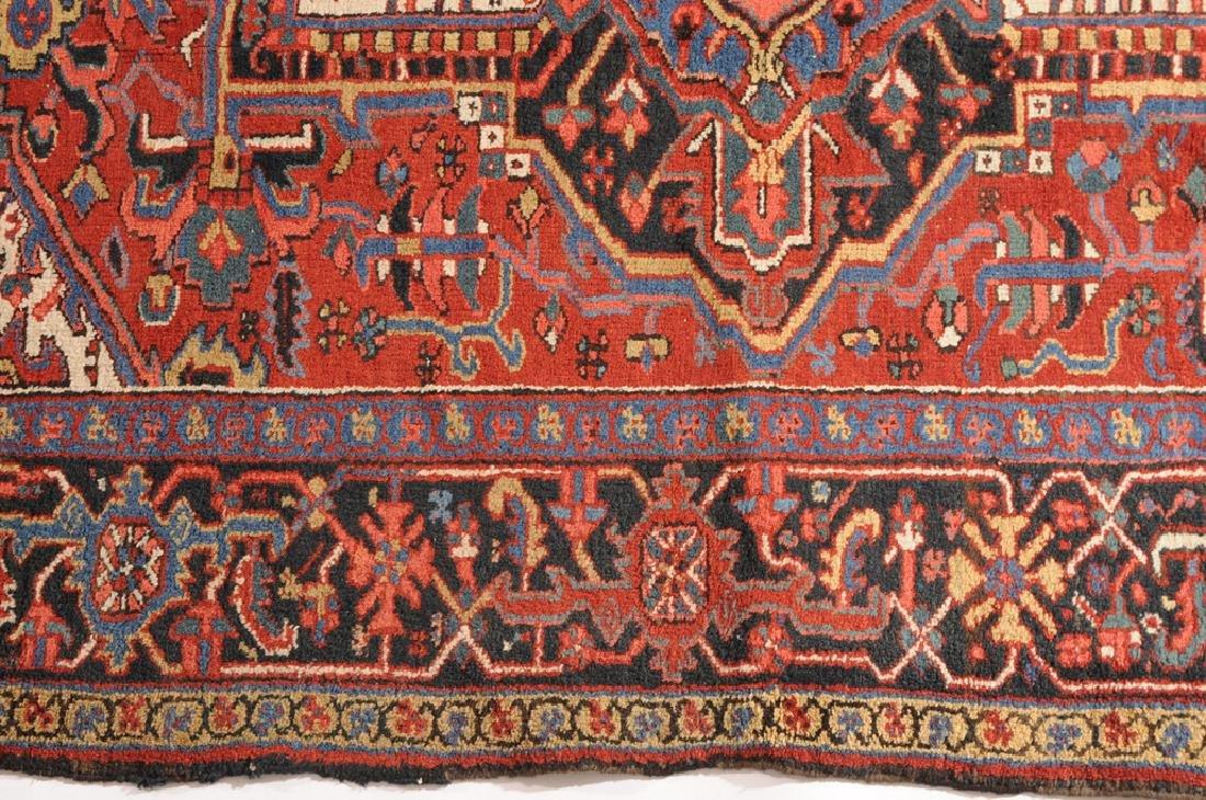 Karaja NW-Iran, um 1910. Im roten Mittelfeld liegt ein - 5