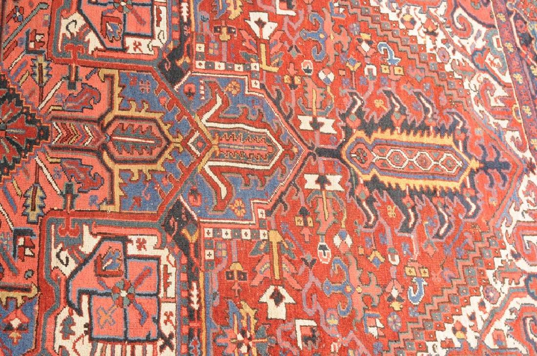 Karaja NW-Iran, um 1910. Im roten Mittelfeld liegt ein - 8